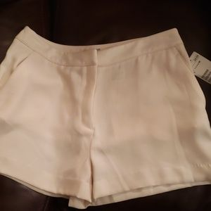 NWT White shorts